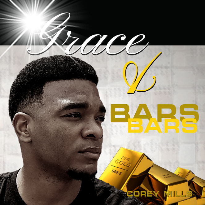 Grace and Bars by Corey Mills Cover