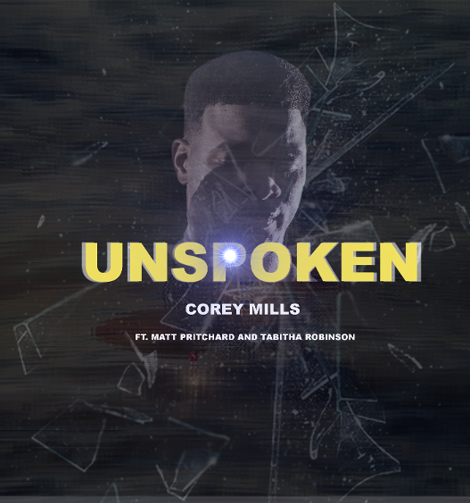 Unspoken by Corey Mills: Cover